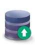 Nearline storage icon